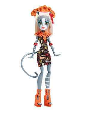 Monster High Ghouls' Getaway Meowledy Doll New! DKX96