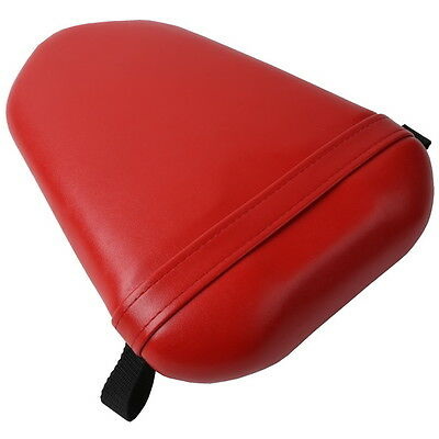 Motorcycle Red Rear Seat Passenger Cushion For Yamaha YZF R1 YZF-R1 07-08 New