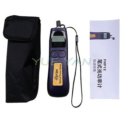 -50~+26 dbm Mini Fiber Optic Power Meter Wavelength 850/1300/1310/1550/1490/1625