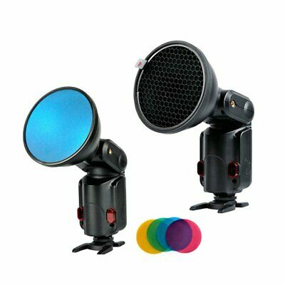 Godox AD-S11 Color Filter Honeycomb Grid Cover for WITSTR AD180AD360 Flash Light