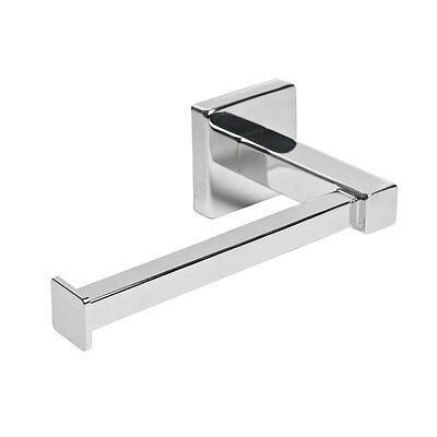Brand New Chrome Bathroom Accessories Set, Wall Mounted Fittings Included