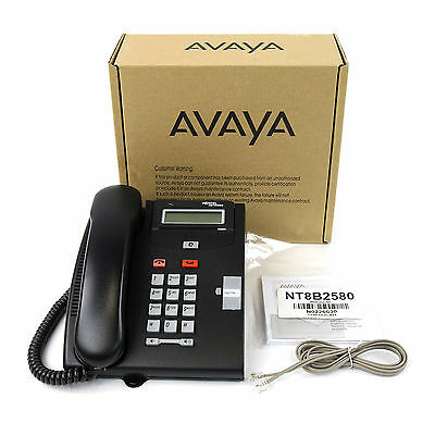 T7100 Nortel Norstar Charcoal Avaya Business Phone - NEW Lot- 1 YEAR WARRANTY!