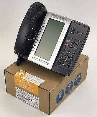Mitel 5330e IP Backlit Dual Mode Gigabit Phone - New Lot