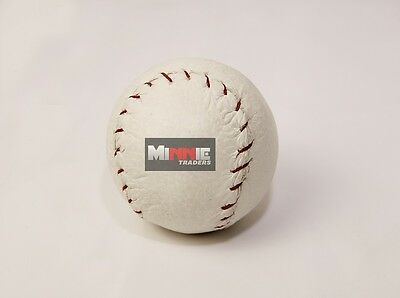 "Soft ball Baseball 10"" Round Pack of 2 Aresson Junior Training Ball White"