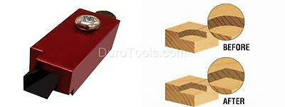 "Corner Chisel Hinge / Hardware Manual Square 90 Degree Punch Mortise .50"" 1/2"""