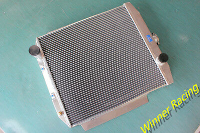 aluminum alloy radiator Ford Fairlane/Torino V8 1954-1956 high performance 70mm