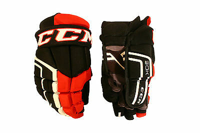 New Ccm 30K Kfs Gloves Size Senior Colour Black/red/white