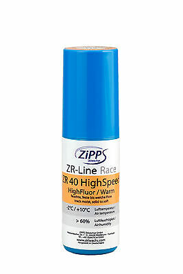 Zipps Race wax ZR-40 High Speed (50ml)