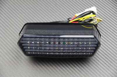 Tail light LED smoke with integrated turn signal Honda All Grom 125 2013 16