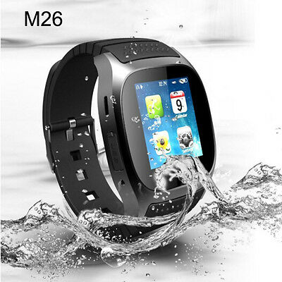 Smartwatch  Rwatch M26 Bluetooth Per Android E Iphone Ios