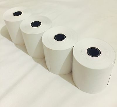 Thermal Till Rolls SPECIAL OFFER 100 ROLLS 57 x 50mm (JUST EAT MACHINE)