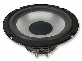 """Unbranded 55-1240 Woofer, Clear Poly Cone 8ohm 8"""""""