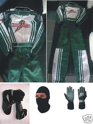 New Tony Kart Go Kart Race Suit CIK/FIA Level 2 (Free gifts Included)