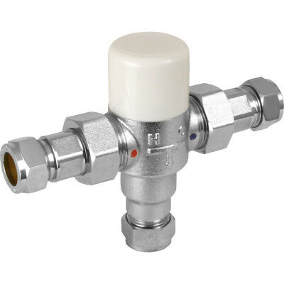 Thermostatic Mixing Valve 22mm Feed