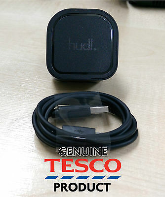 NEW Genuine Official V2 Lastest Charger for Tesco Hudl 2 - 1st Class Delivery