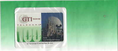 TK GTI Telephonkarte/Phone Card 120u USA '94 World Cup Soccer 1994