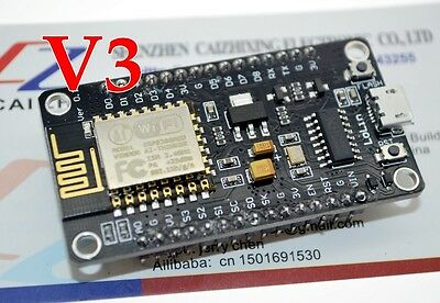 ESP8266 NODEMCU V3  ESP-12E Kit developpement wifi programmable IOT LUA France