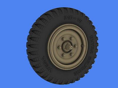 PANZER ART,1/35 RE35-289 Road wheels for Horch 15 (Commercial)