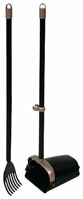 Arm & Hammer 71034 Swivel Bin and Rake by Arm & Hammer (Package Quantity: 1)