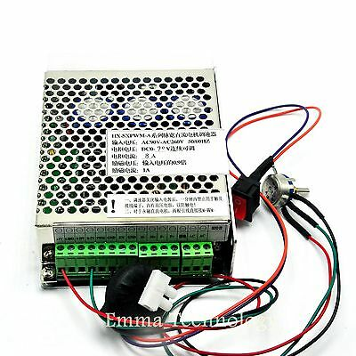 HX-SXPWM-A AC90V-260V Input DC90V Output 8A PWM DC Motor Speed Controller Driver