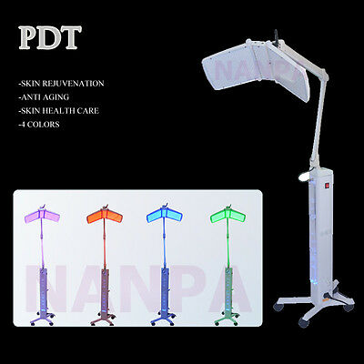 New LED Photon Therapy PDT Skin Rejuvenation Anti Aging Skin Care Beauty Machine