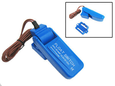 Seaflo Auto Float Switch On Off Automatic Bilge Pump Control Water Sea Blue