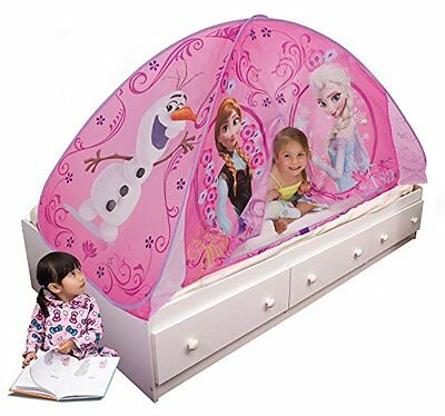 Playhut Frozen Bed Tent (44645DT) 2-in-1 Tent 100% polyester Fits most twin XTS