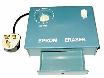 Uv Eprom Eraser | Tool-007 | Uv-C G4T5 | 4 Watt | English Uk Model