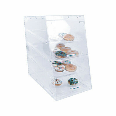 """Thunder Group Table Top Services, 14"""" X 24"""" X 24"""" Pastry Display W/4 Tray TRAY"""