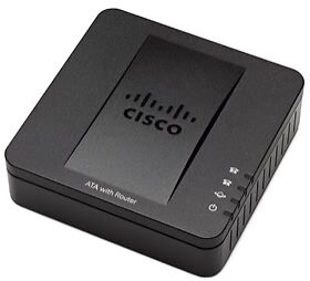 Cisco (Spa112) 2 Port Phone Adapter Spa112