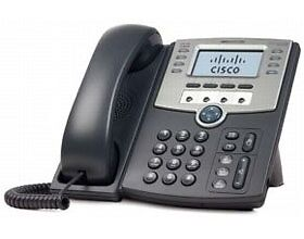LINKSYS SPA504G 4, Line IP Phone with Display, PoE and PC port SPA504G
