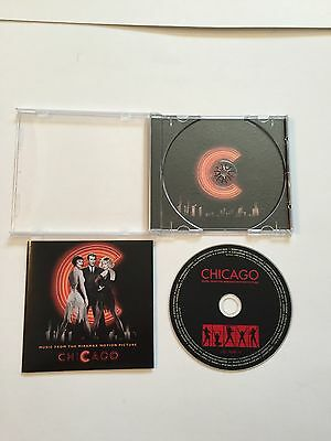 Music From The Miramax Motion Picture Chicago  Music CD