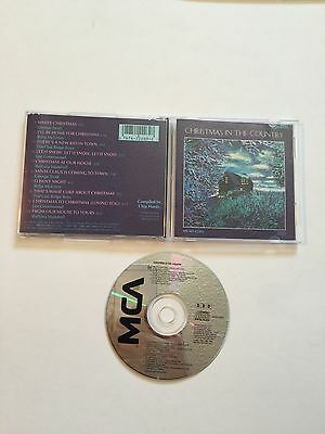 Christmas In The Country   Music CD