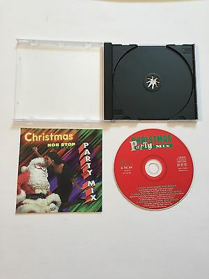 Christmas Non Stop Party Mix   Music CD