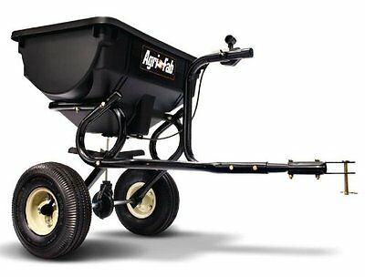 Agri-Fab 45-0315 85-Pound Tow Broadcast Spreader,  85-pound capacity NEW