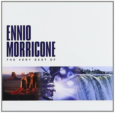 Ennio Morricone Very Best Of Cd (Greatest Hits)