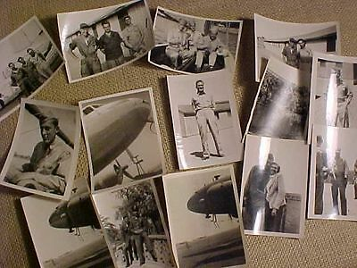 Original Wwii Lot Of 182 Photos From Usaaf Veterans Estate - North Africa