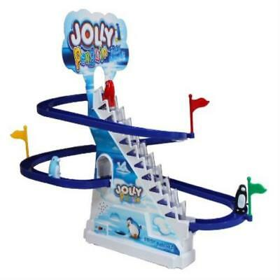 Jolly Penguin Race Toy Kids Play Game Christmas Gift New Gift