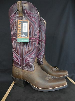 Ariat Women's Round Up Buckaroo Western Boot!  New with Tags!