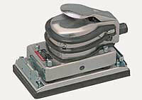 Ingersoll Rand Air Orbital Sander Jitterbug Model 312A