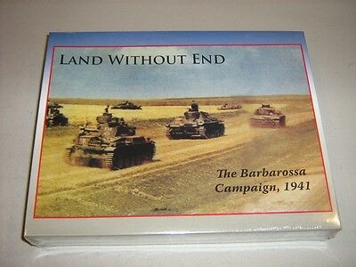 Land Without End: The Barbarossa Campaign, 1941 (New)