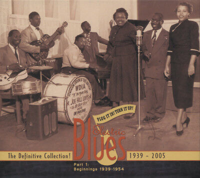 Various - Electric Blues - Plug It In! Turn It Up! - Vol.1 Electric Blues 193...