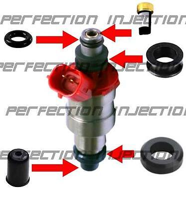 Fuel Injector Service Kit Ford Courier Raider Mazda B2600 PC PD PE G6 2.6L 4 Cyl