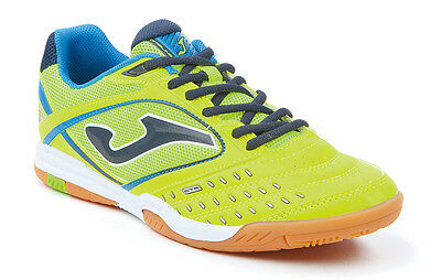 Joma Dribling JR 511 Fluor Football Indoor Soccer Shoes Scarpe Calcetto 13.0 YT