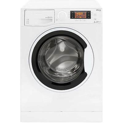 Hotpoint RPD8457J Ultima S-Line A+++ 8Kg 1400 Spin Washing Machine White New