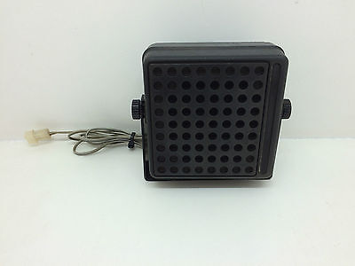 Globe Roamer Large Loud Speaker For Simoco SRM9000 or Motorola XTL Mobile Radios