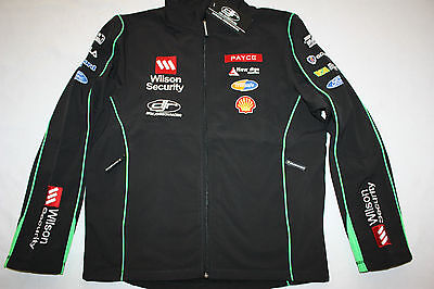 Dick Johnson Racing DJR 2014 Wilson Security Soft Shell Mens Jacket  XS-4XL