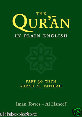 The Quran in Plain English: Part 30 Revised Edition 2009
