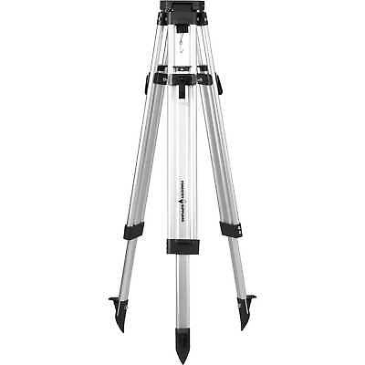 "Forestry Suppliers Heavy-Duty Aluminum Tripod 5/8"" x 11"