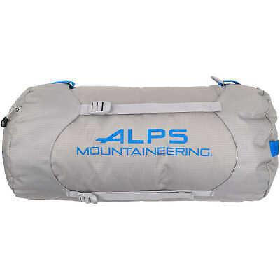 "ALPS Mountaineering Compression Stuff Sack Rust Medium 9"" dia. x 20""L"